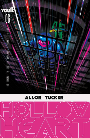 Hollow Heart #6 (Tucker Cover)