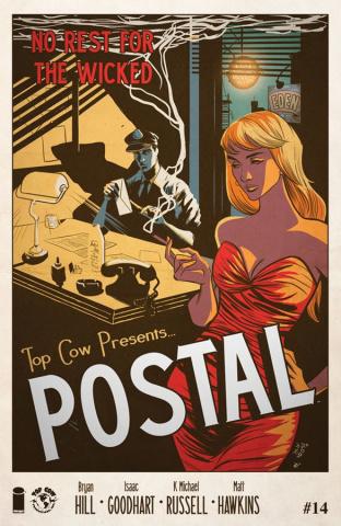 Postal #14 (Goodhart Cover)