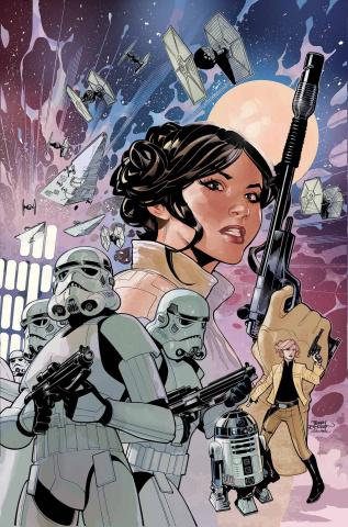 Princess Leia #4