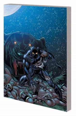 Essential Black Panther Vol. 1