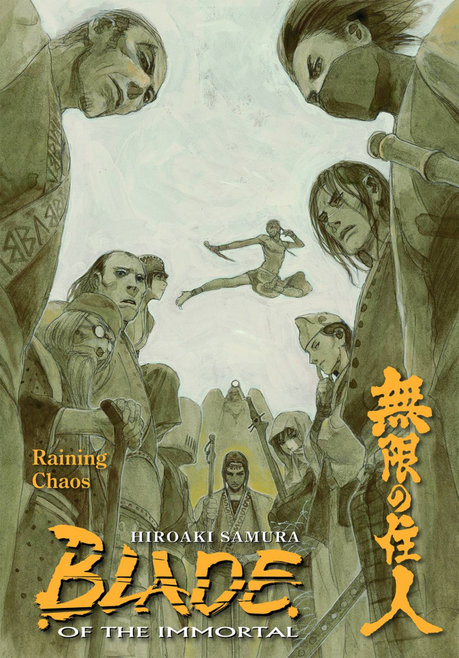 Blade of the Immortal Vol. 28: Raining Chaos