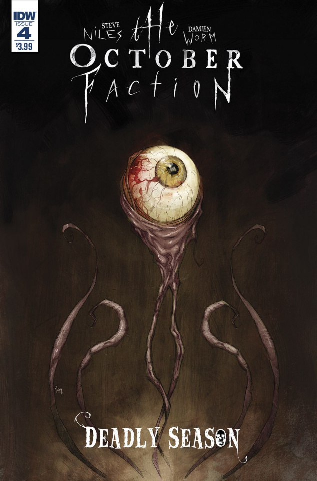 The October Faction: Deadly Season #4