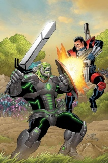 Contest of Champions #6 (Lim Connecting Cover)