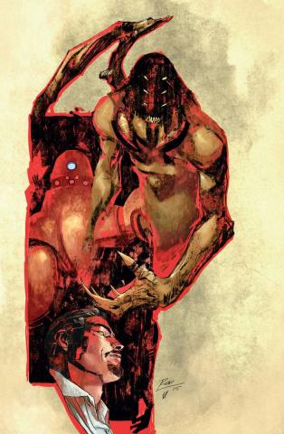 Imperium #10 (20 Copy De La Torre Cover)