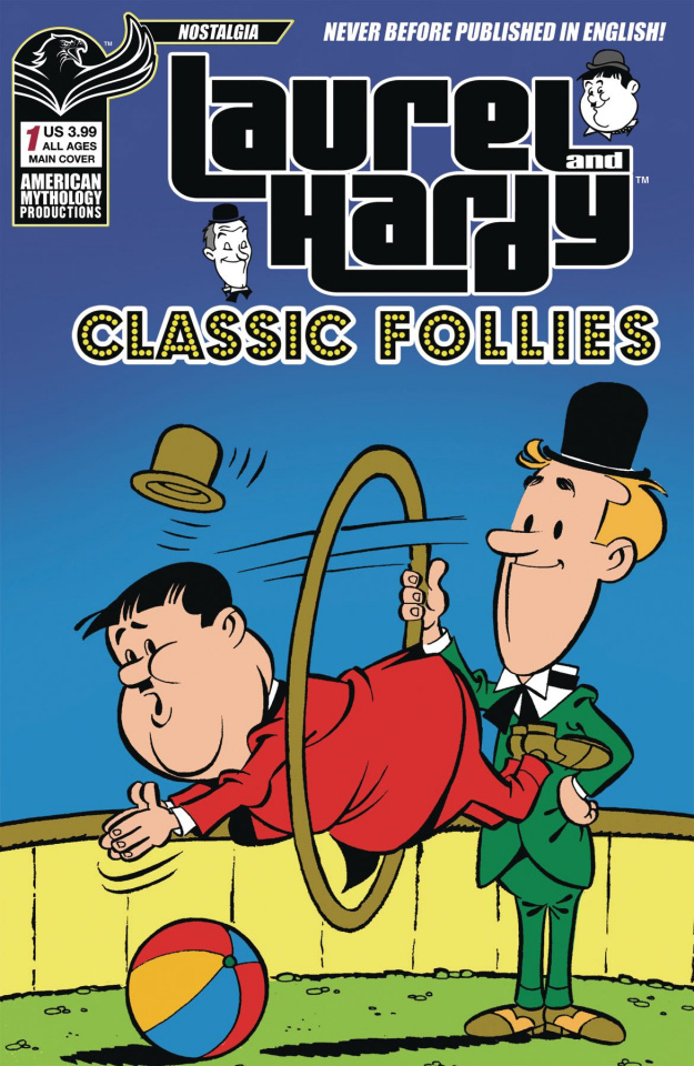 Laurel and Hardy: Classic Follies #1