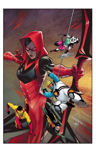 Teen Titans #42 (Khary Randolph Cover)