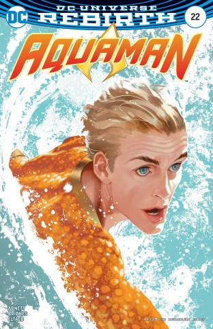 Aquaman #22 (Variant Cover)