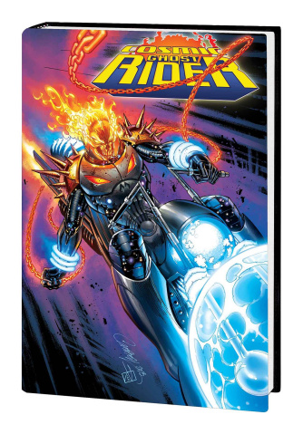 Cosmic Ghost Rider Vol. 1 (Omnibus Campbell Cover)