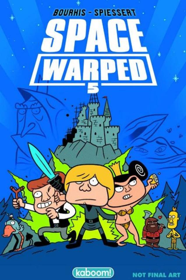 Space Warped #5