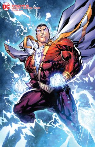 Shazam! #12 (Ken Lashley Cover)