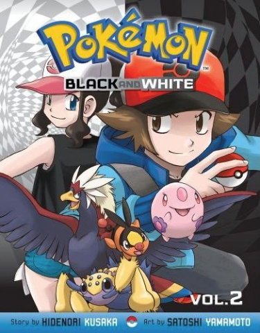 Pokémon: Black & White Vol. 2