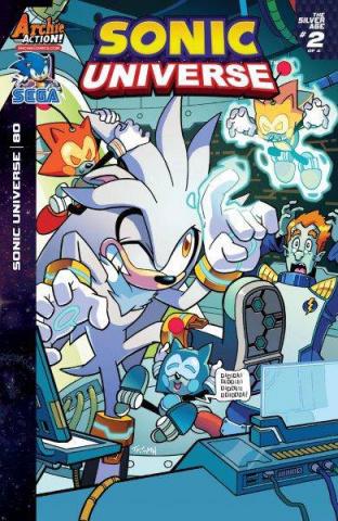 Sonic Universe #80