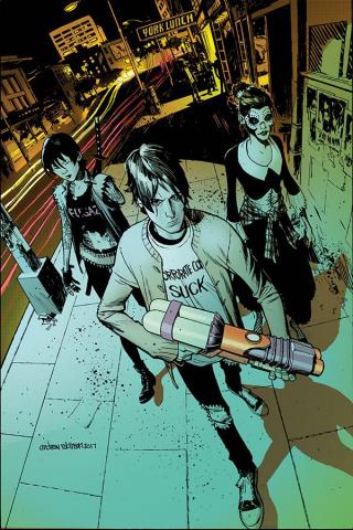 Deadly Class #31 (Robinson Cover)
