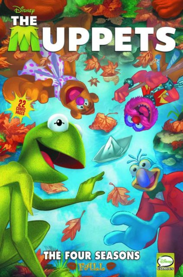 The Muppets #3