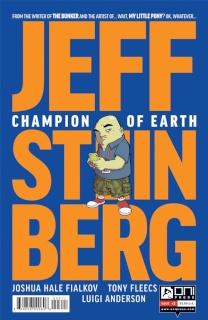 Jeff Steinberg: Champion of Earth #3