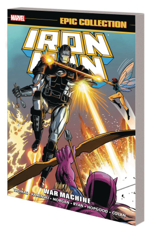 Iron Man: War Machine (Epic Collection)