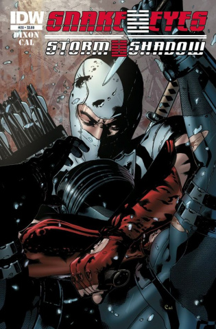 Snake Eyes & Storm Shadow #20