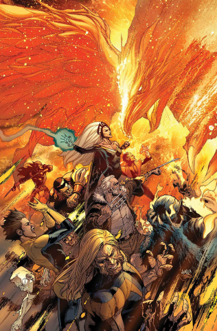 Phoenix Resurrection: The Return of Jean Grey #4
