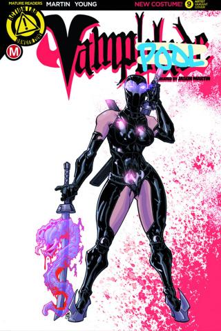 Vampblade #9 (Campos Cover)