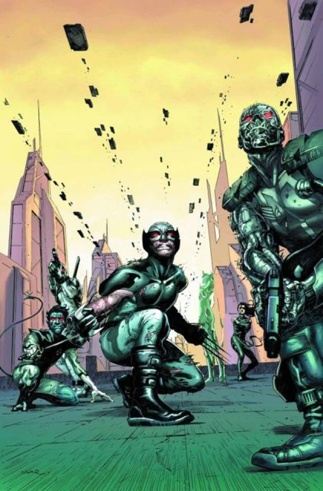 Uncanny X-Force #28