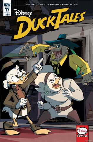 DuckTales #17 (10 Copy Cover)