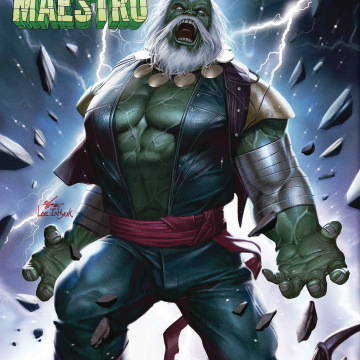Maestro: Future Imperfect #1