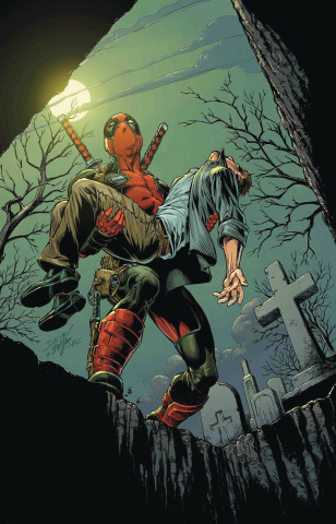 Deadpool: Assassin #5