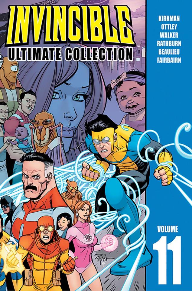 Invincible Vol. 11 (Ultimate Collection)