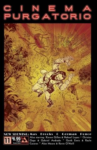 Cinema Purgatorio #11 (Perfect Union Cover)