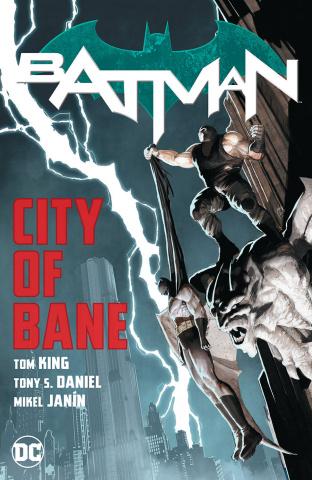 Batman: City of Bane (Complete Collection)