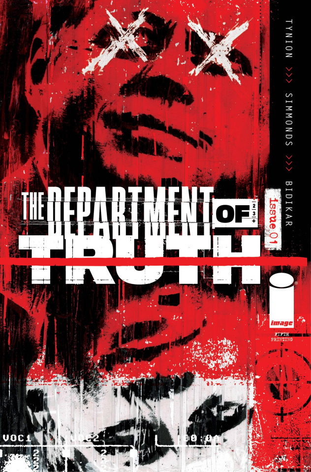 The Department of Truth #1 (5th Printing)
