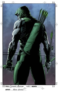 Green Arrow #41