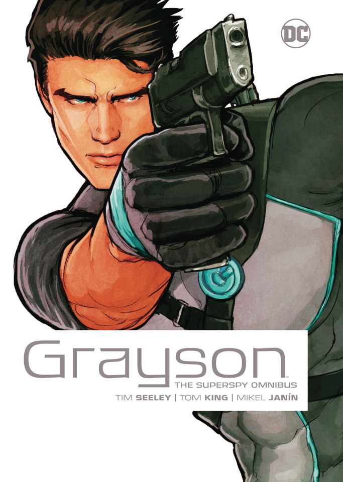 Grayson: The Superspy (Omnibus)