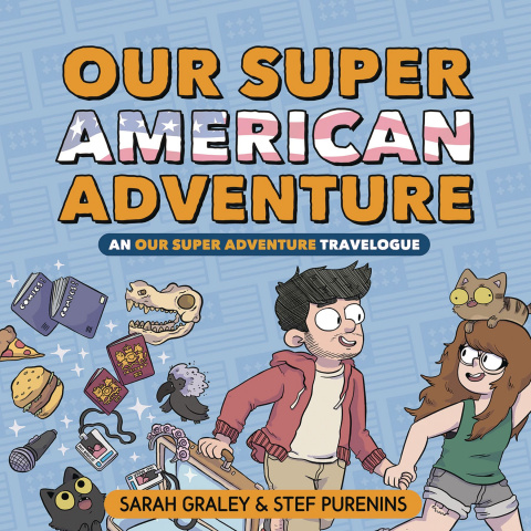 Our Super American Adventure