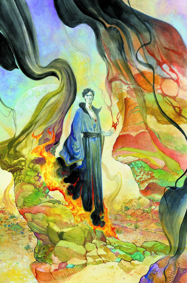 The Sandman: Overture #4: Special Edition