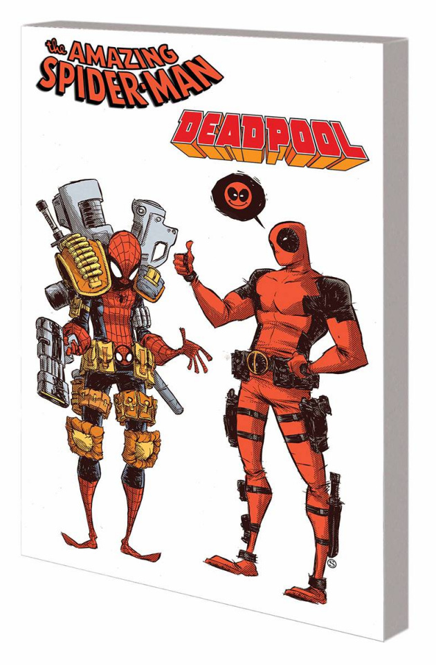 Spider-Man / Deadpool Vol. 0: Don't Call It a Team Up
