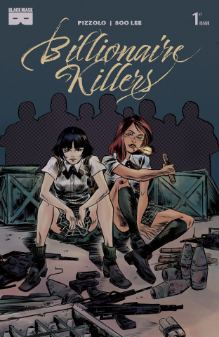 Billionaire Killers #1 (Soo Lee Cover)