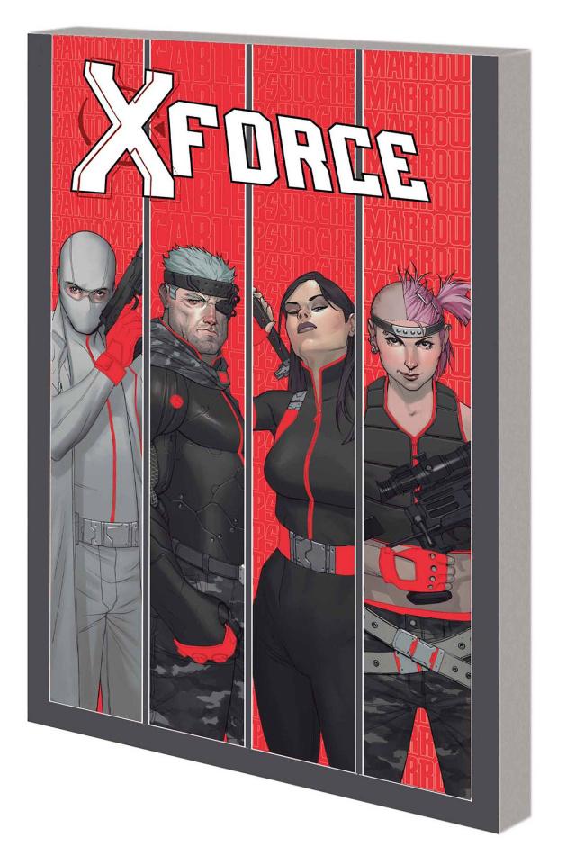X-Force Vol. 1: Dirty Tricks