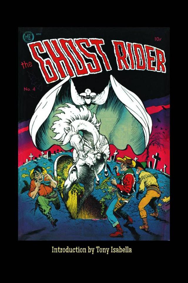 Original Ghost Rider Vol. 1