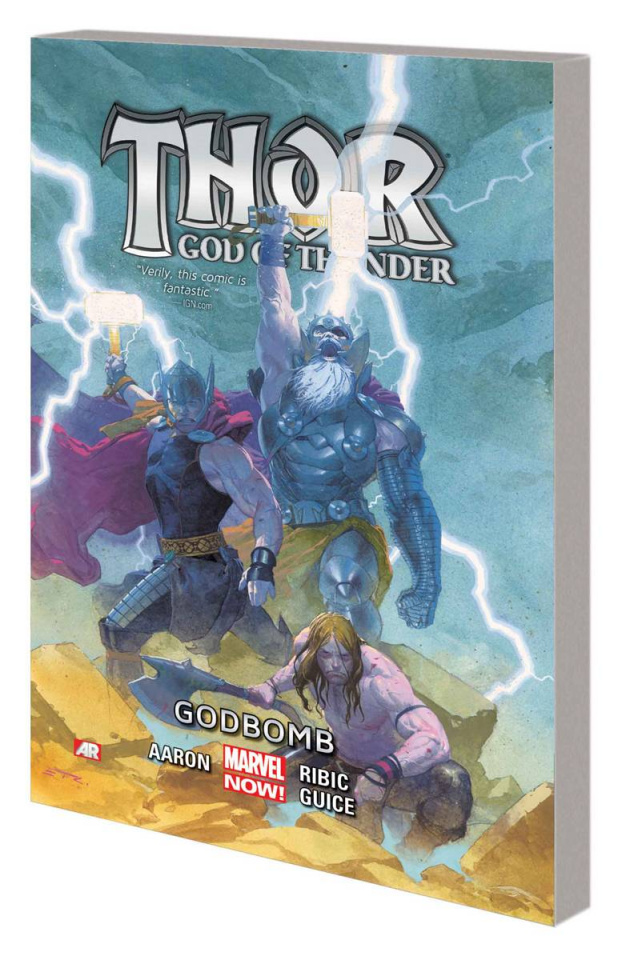 Thor: God of Thunder Vol. 2: Godbomb