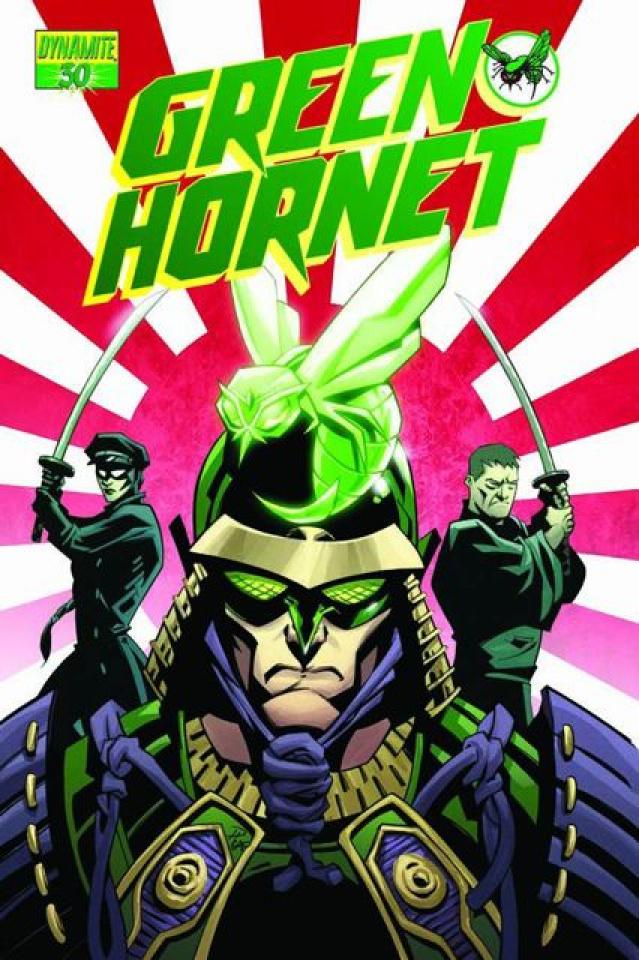 The Green Hornet #30