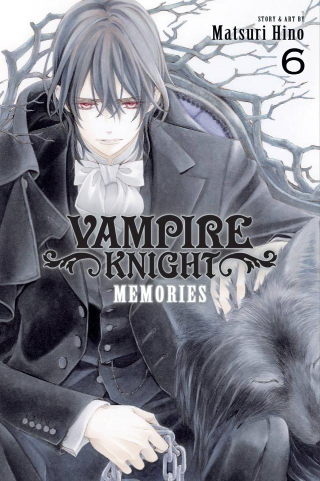 Vampire Knight: Memories Vol. 6