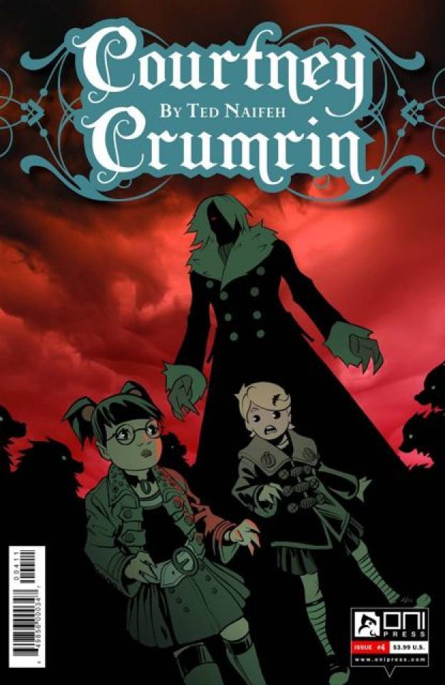Courtney Crumrin #4