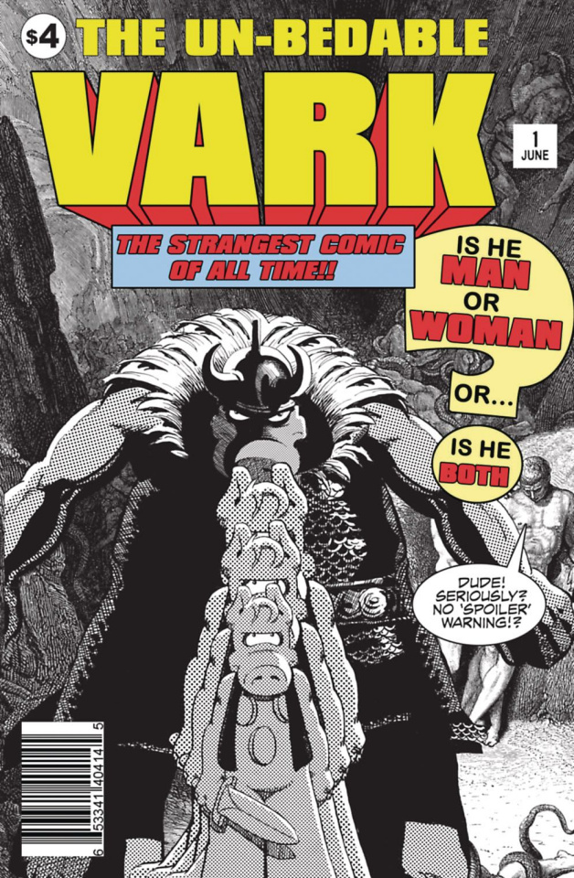 The Un-Bedable Vark #1
