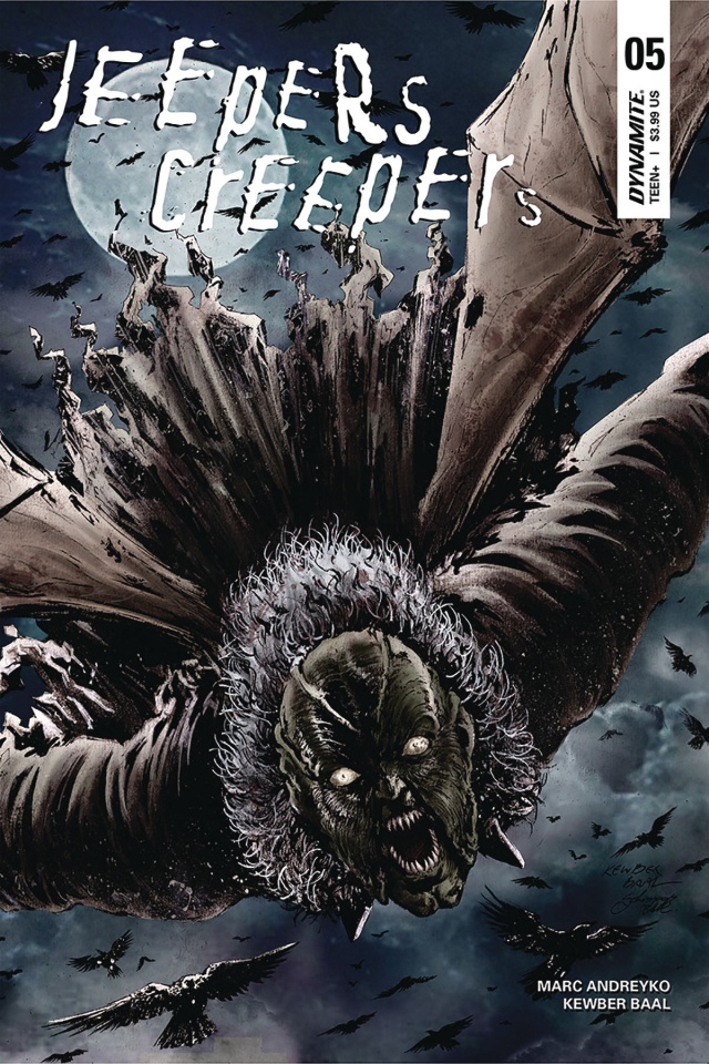 Jeepers Creepers #5 (Baal Cover)