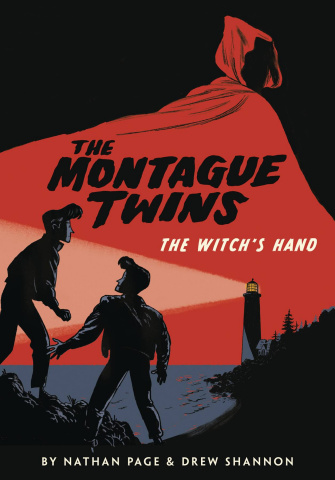 The Montague Twins Vol. 1: The Witch's Hand