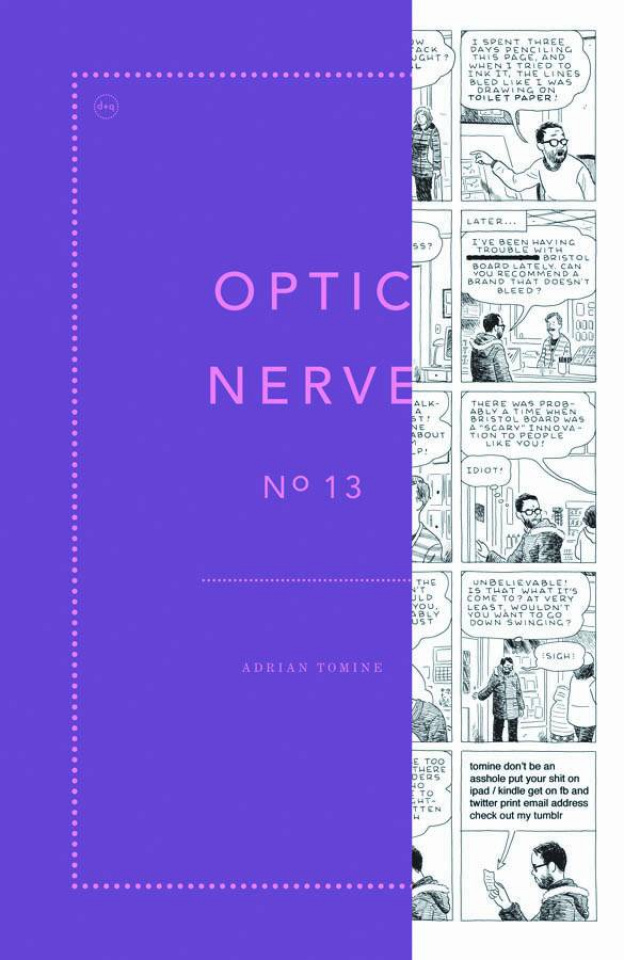 Optic Nerve #13