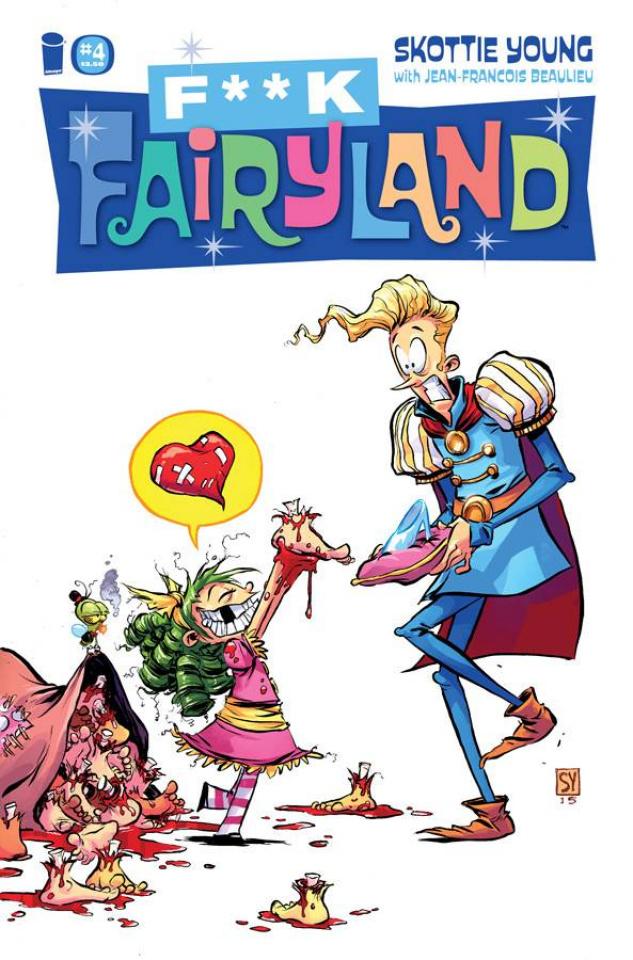 I Hate Fairyland #4 (F*ck Fairyland Cover)