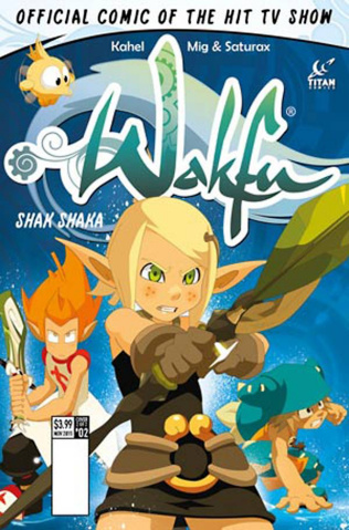 Wakfu #2 (Subscription Cover)