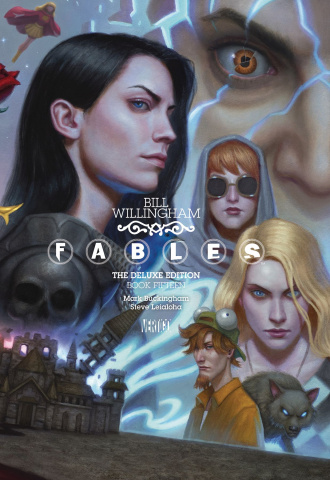 Fables Vol. 15 (Deluxe Edition)
